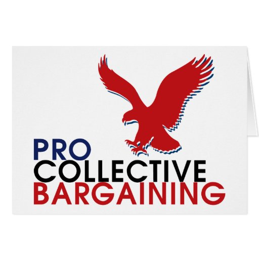 Pro Union Collection Greeting Card