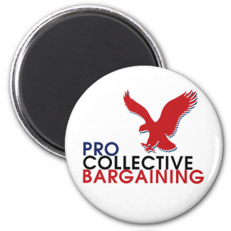 Pro Union Collection 2 Inch Round Magnet