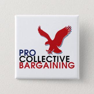 Pro Union Collection Pinback Button