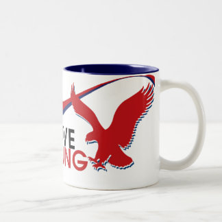 Pro Union Collection Two-Tone Coffee Mug