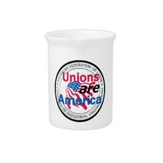 Pro Union Drink Pitcher