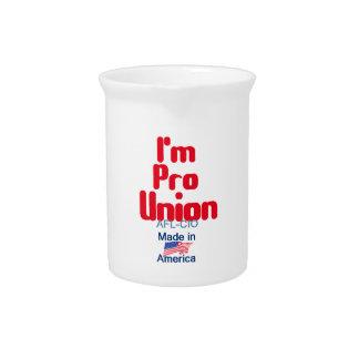 Pro Union Drink Pitchers