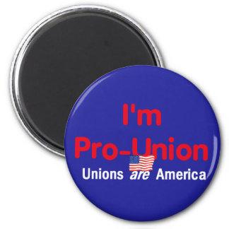 Pro Union Magnet