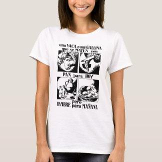 Pro Vegetarian Livestock Advertising T-Shirt