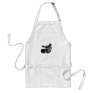 pro video camera adult apron