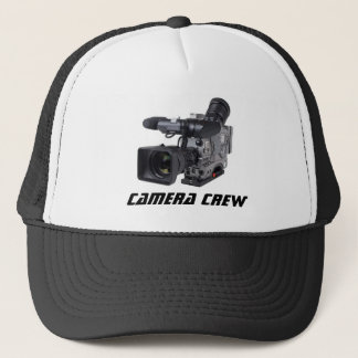 pro video camera , Camera Crew Trucker Hat