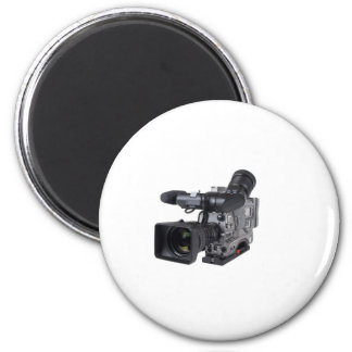 pro video camera 2 inch round magnet