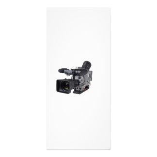 pro video camera custom rack cards