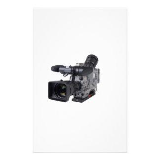 pro video camera stationery