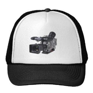 pro video camera trucker hat