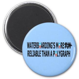 Pro waterboarding magnet