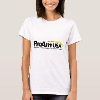 ProAm USA Logo T-Shirt