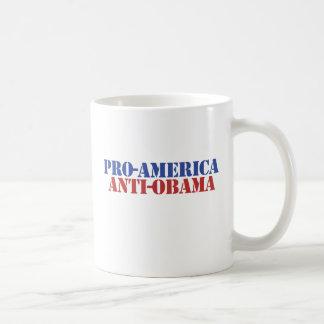 ProAmerica AntiObama Coffee Mug