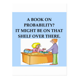 PROBABILITY POST CARDS