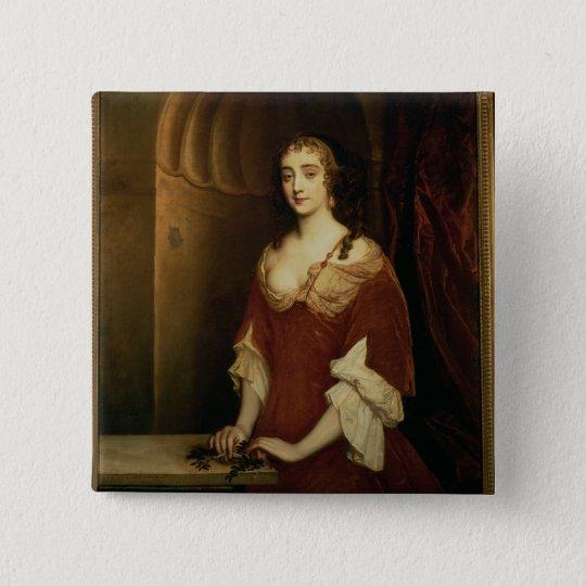 Probable portrait of Nell Gwynne (1650-87), mistre Button