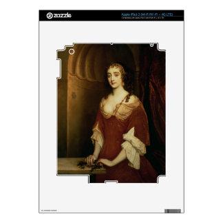 Probable portrait of Nell Gwynne (1650-87), mistre Skin For iPad 3