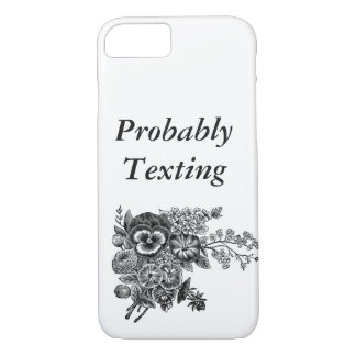 Probably Texting Phone Case