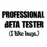 probador beta profesional (como insectos) esculturas fotograficas