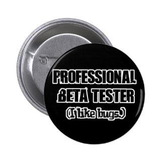 probador beta profesional (como insectos) pin
