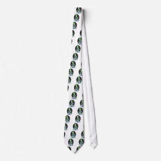 Probador extranjero corbata