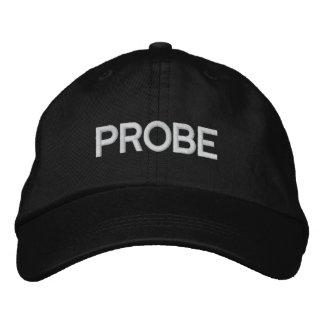 PROBE EMBROIDERED BASEBALL HAT