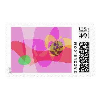 Probe Postage Stamp