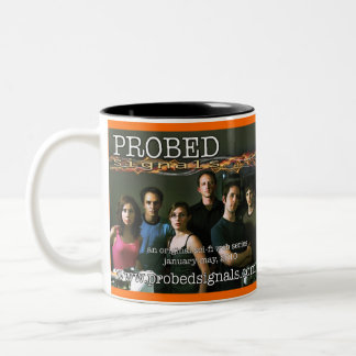 PROBED:signals Cast Mug