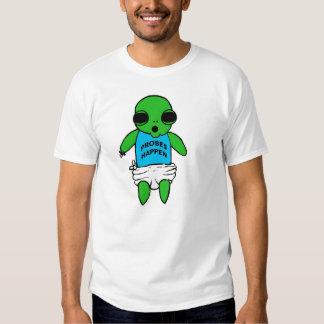 Probes Happen Alien baby Shirt
