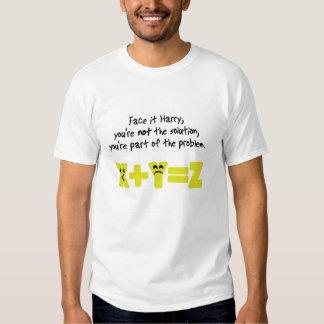 Problem Funny Math T Shirt
