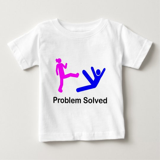 Problem Solved Baby T-Shirt