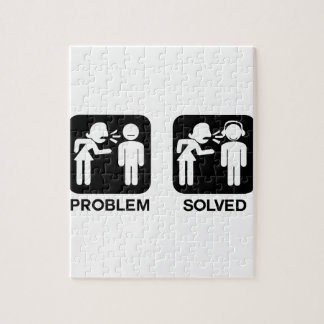 Problem Solved Jigsaw Puzzle
