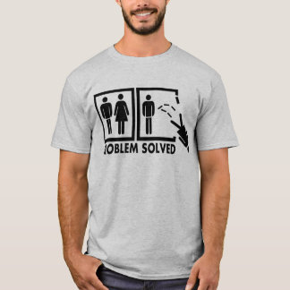 Problem solved - Woman T-Shirt