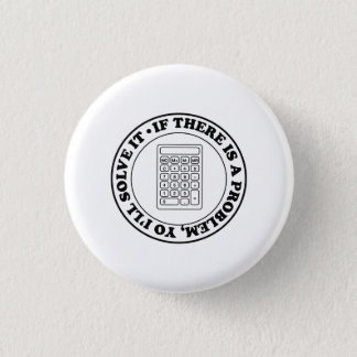 Problem Solver. Button