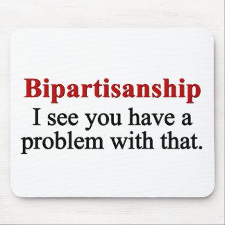Problem with bipartisanship 2 mousepads