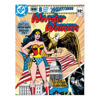 Problema #272 de la Mujer Maravilla Postal
