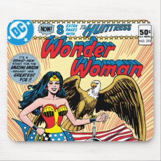 Problema #272 de la Mujer Maravilla Tapetes De Raton