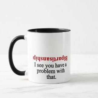Problema con el bipartisanship 2 taza