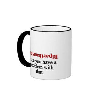 Problema con el bipartisanship 2 tazas de café