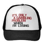 Problema de juego gorra