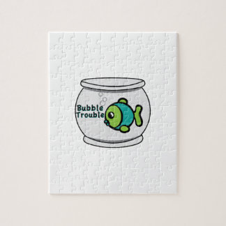 Problema de la burbuja rompecabeza