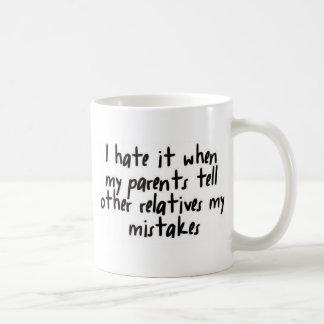 problema de la juventud taza de café