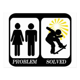 PROBLEMA DEL SKATER SOLUCIONADO POSTAL