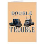 Problema doble felicitaciones