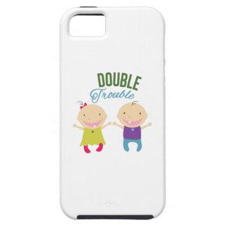 Problema doble iPhone 5 Case-Mate cárcasas