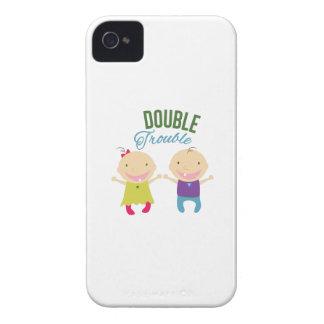 Problema doble iPhone 4 Case-Mate cobertura