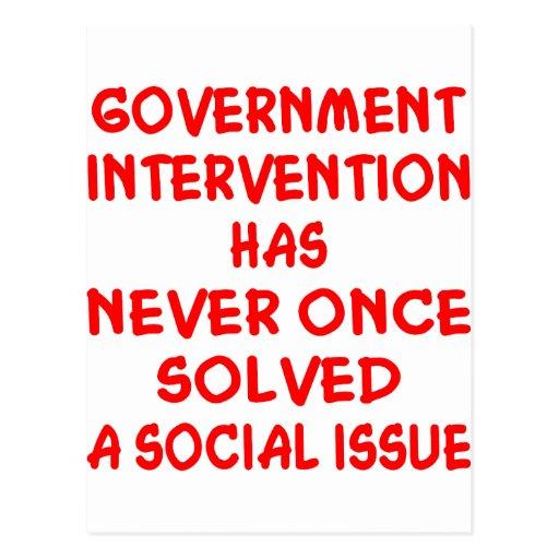 Problema social nunca solucionado de la tarjetas postales