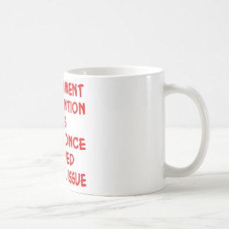 Problema social nunca solucionado de la taza