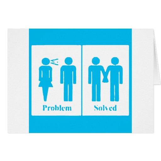 Problema-Solucionado Felicitaciones