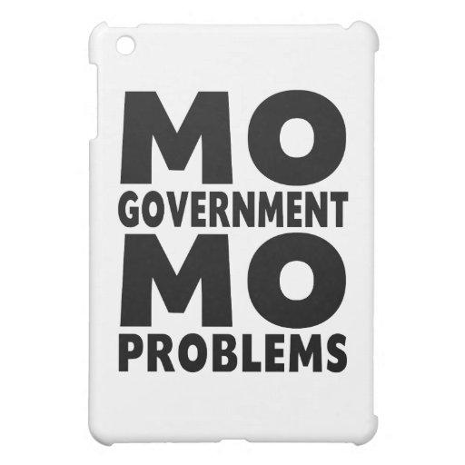 Problemas del MES del gobierno del MES