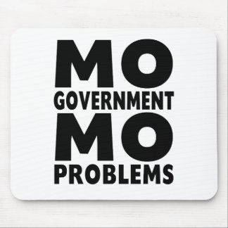 Problemas del MES del gobierno del MES Alfombrillas De Raton